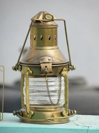 Oil-Vintage-Anchor-Oil-Lamp-Maritime-Ship-Lantern-Boat-Light-ANCHOR-Lamps