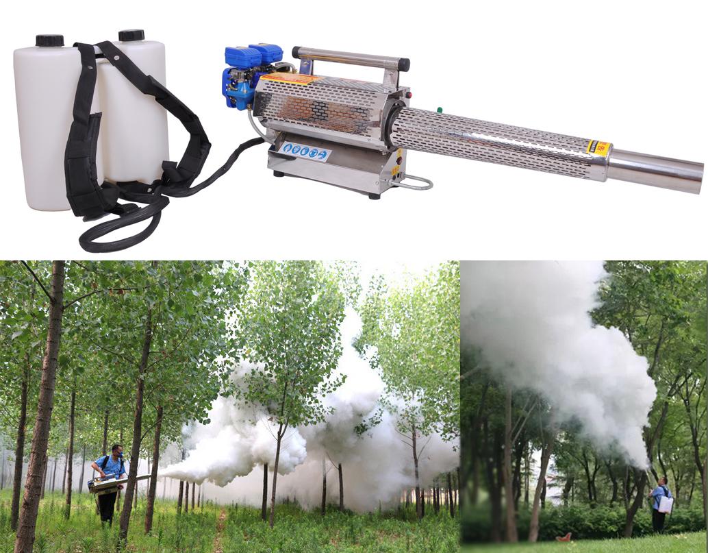 Pulse Mist Sprayers