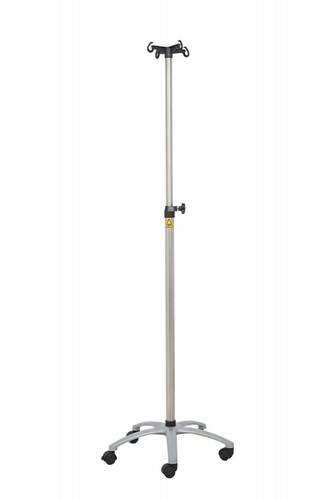 MRI Compatible IV Pole