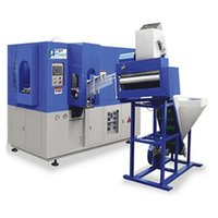 Fully automotive pet blowing machines