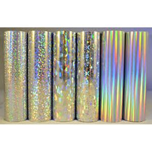 PVC Holographic Films