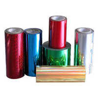 Decorative Holographic Films