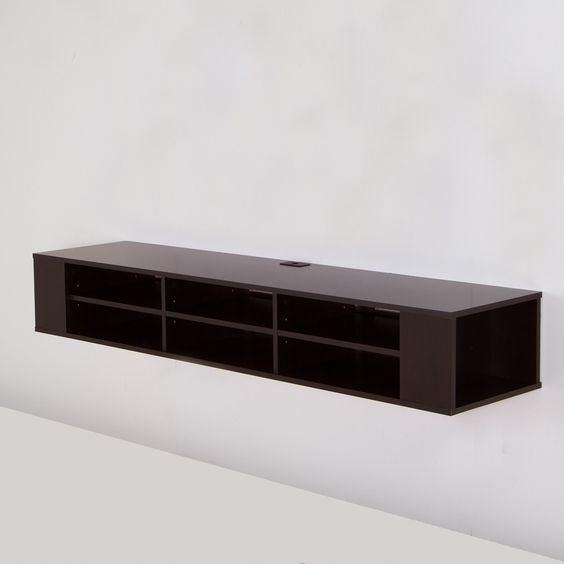 Industrial Console With Iron Net