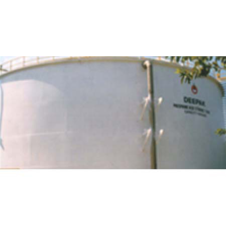 Rubber Lining Of Storage Tanks