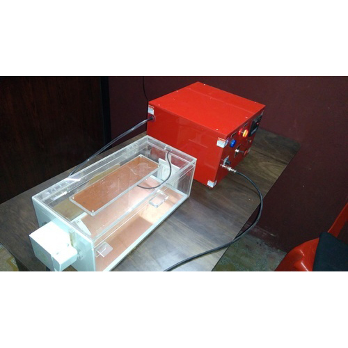 Velvet Pencil Making Machine Acrilic Body