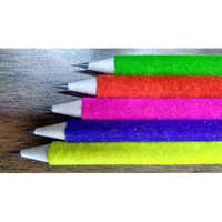 2B Extra Darkness Velvet Papar Pencil