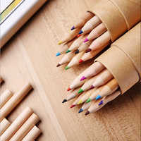 Students Paper Pencil