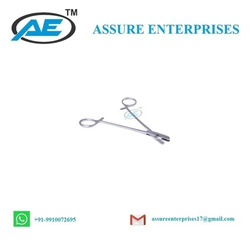 Holding Forcep for Cerclage wire