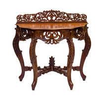 Teakwood Console Table