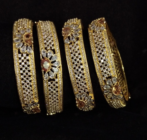 Gold Plated Imitation Bangle