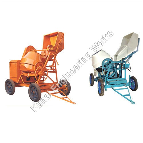 Concrete Mixing Machines