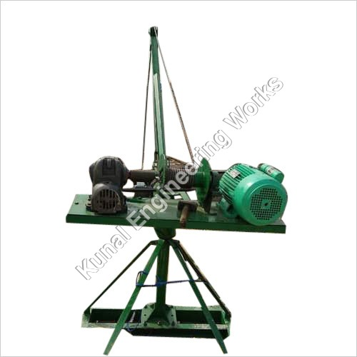 Single Phase Monkey Lift Machine