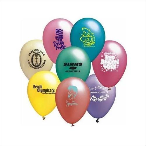 Balloon Printing Ink