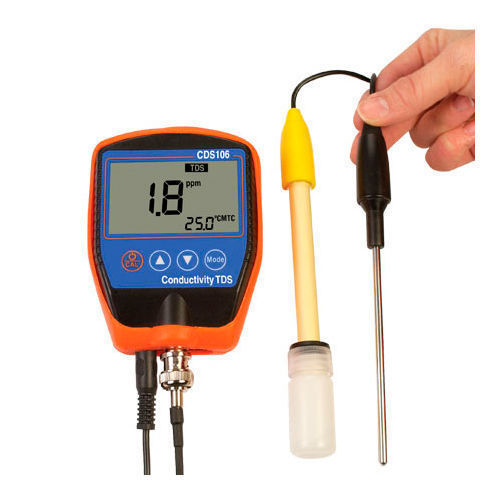 Conductivity TDS Salinity Handheld Meters