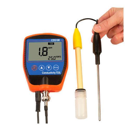 Conductivity TDS Salinity Handheld Meters