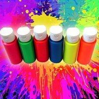 Fluorescent Pigment for Paint