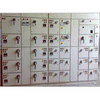 AC and DC Motor Panel