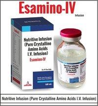 Nutritive Infusion (Pure Crystalline Amino Acids I.V. Infusion)