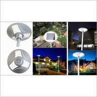 900 Lumens Fully Automatic LED Solar Courtyard Light