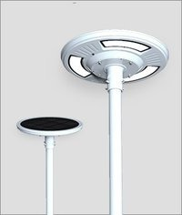 1500 Lumens Fully Automatic Remote Controlled Led Solar Courtyard Light