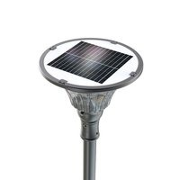 1000 Lumens Fully Automatic LED Solar Landscape Light