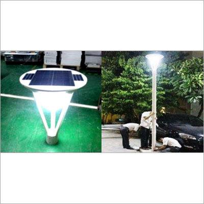 1000 Lumens Fully Automatic LED Solar Courtyard Light