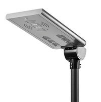 1000-2000 Lumens Fully Automatic LED Solar Street Light