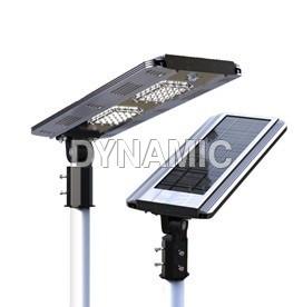 1200 Lumens Fully Automatic LED Solar Street Light