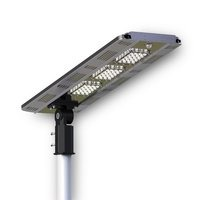 2000 Lumens Fully Automatic LED Solar Street Light
