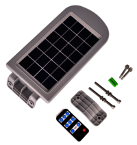 800 Lumens Mini Series Remote Controlled Led Solar Street Light