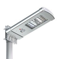 1000 Lumens Fully Automatic LED Solar Street Light