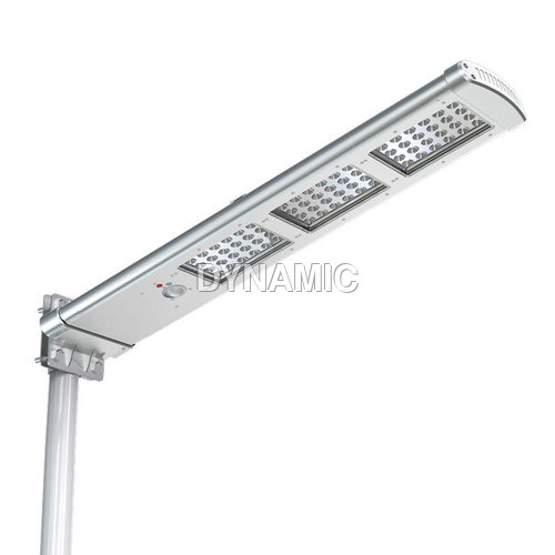 3000 Lumens Fully Automatic LED Solar Street Light