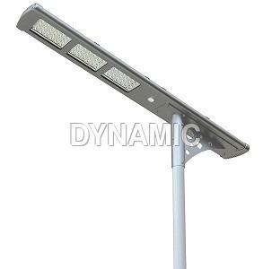 5000 Lumens Fully Automatic LED Solar Street Light