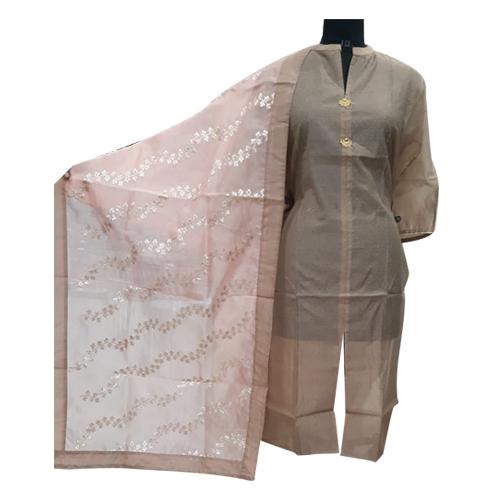 Ladies Plain Front Slit Suits