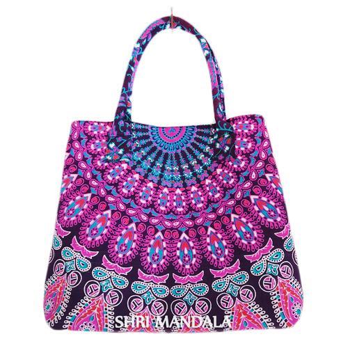 Mandala Women Tote Bag
