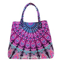 Mandala Women Tote Bag