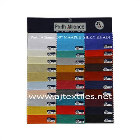 Silky Polyester Fabric