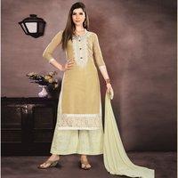 Classic Chanderi Salwar Suit
