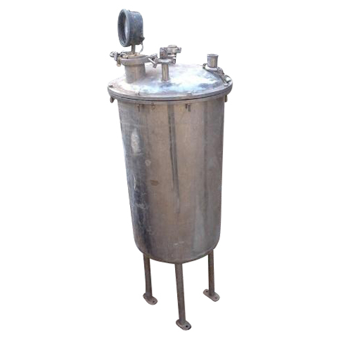 Stainless Steel Tank Vessel