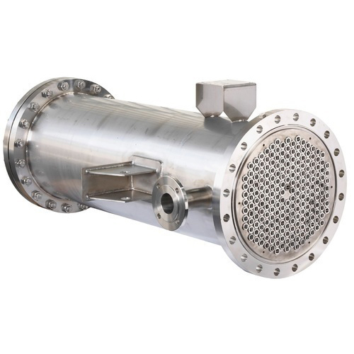 Shell & Tube SS Heat Exchanger