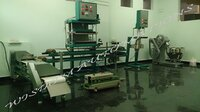 Automatic Half Cooked Chapati Machine