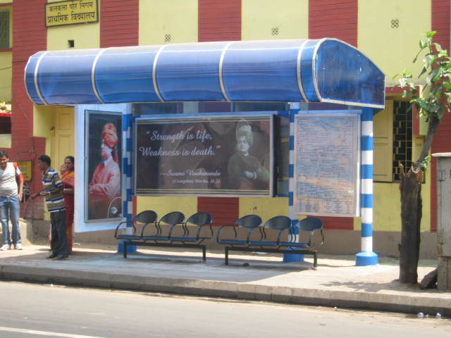 Prefabricated Bus Stand