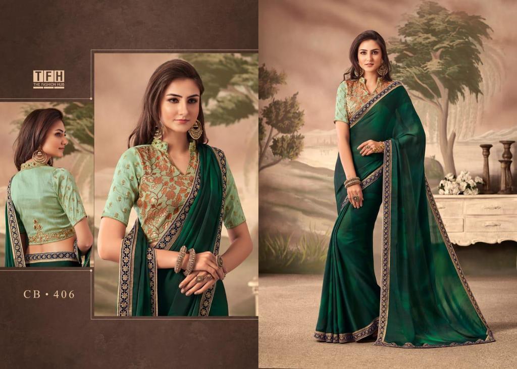 Fancy Designer Sarees Online Shopping