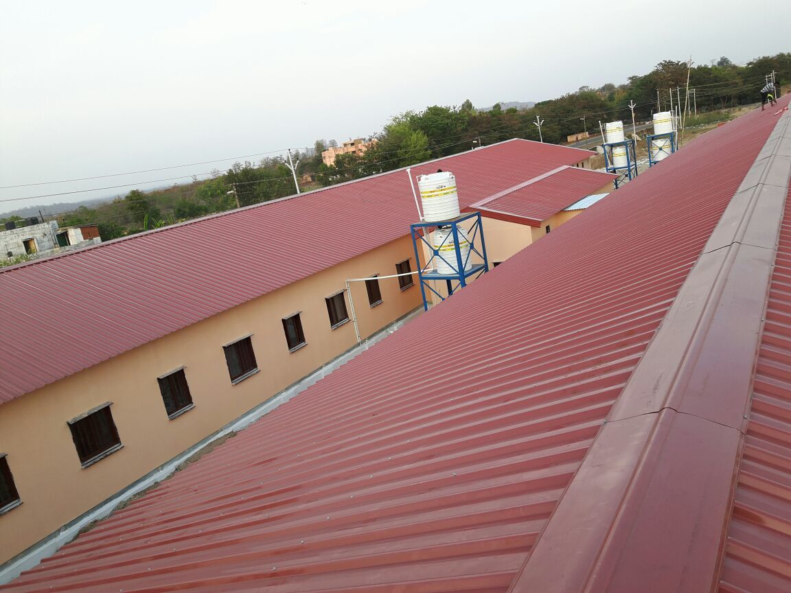 Rooftop Sheds
