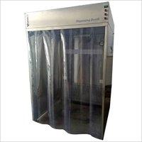 Sampling Booth