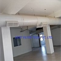Dust Free Ventilation System