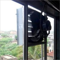 Exhaust Fan Gravity Damper