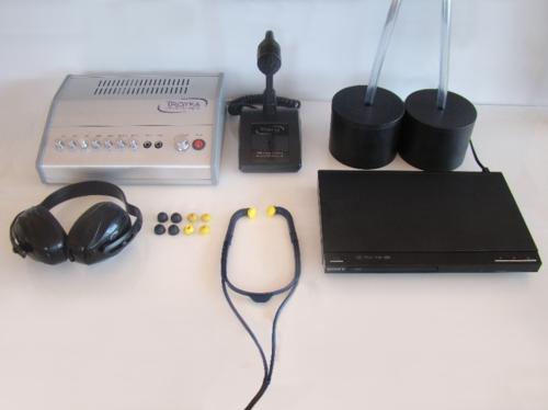 MRI Compatible Sound System