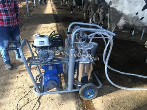 New Milking Machine
