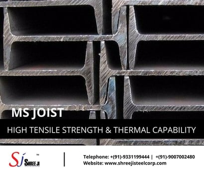 Channel Joist Application: Manufacturing